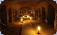 Il labirinto sotterraneo di Camerano