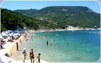 Le spiagge di Sirolo